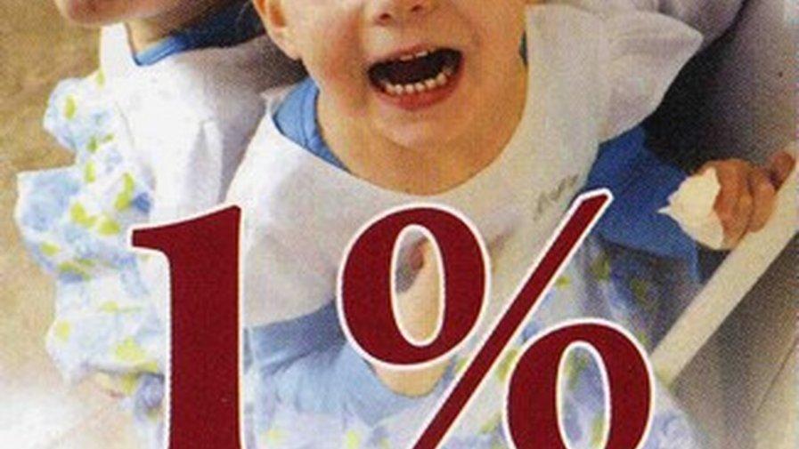 PRZEKAŻ  SWÓJ 1 % PODATKU dla Trojaczków z Piszkowic