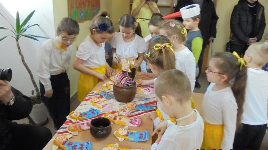 Otwarcie pracowni ceramicznej w Przedszkolu w Bierkowicach