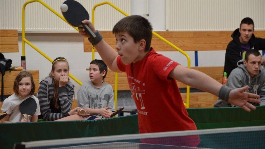 Zapraszamy na finałowy turniej Gminnej Ligi Tenisa Stołowego o Puchar Wójta Gminy Kłodzko