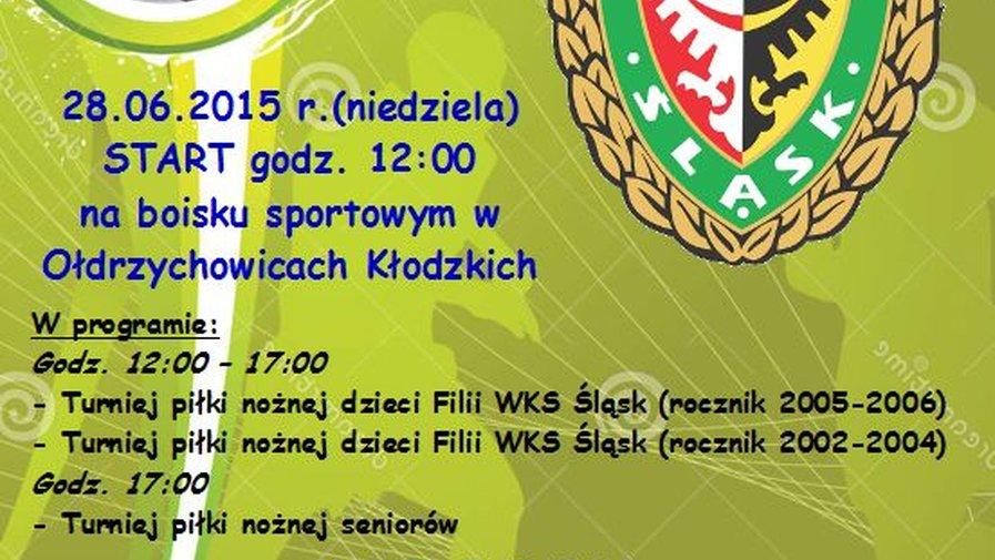 Zapraszamy na festyn z WKS ŚLĄSK!
