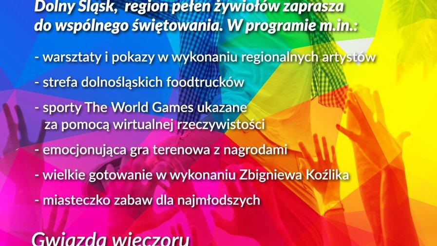 Święto Województwa Dolnośląskiego