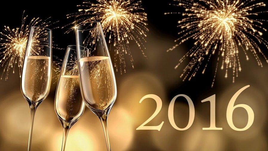 Szczęśliwego Nowego Roku 2016!!!!