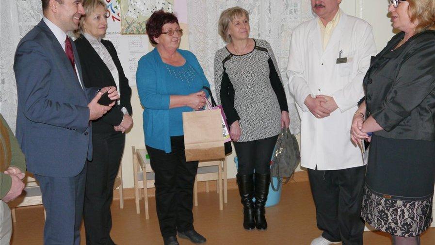 Gmina Kłodzko dla małych pacjentów