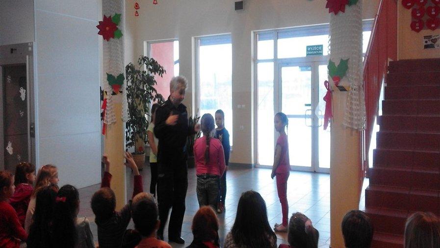 Bezpieczne ferie w Szkole Integracyjnej w Szalejowie Górnym