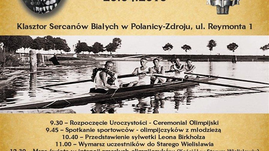 Pamięci olimpijczyka - Stary Wielisław