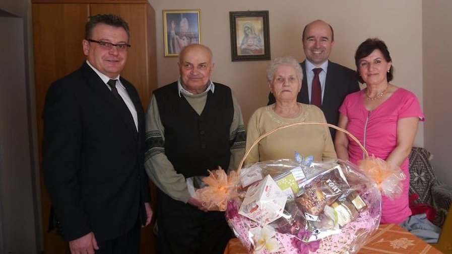 Złota para – Stary Wielisław