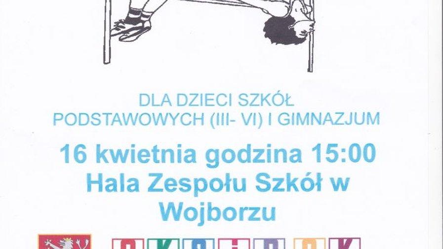 Zmagania lekkoatletów – Wojbórz