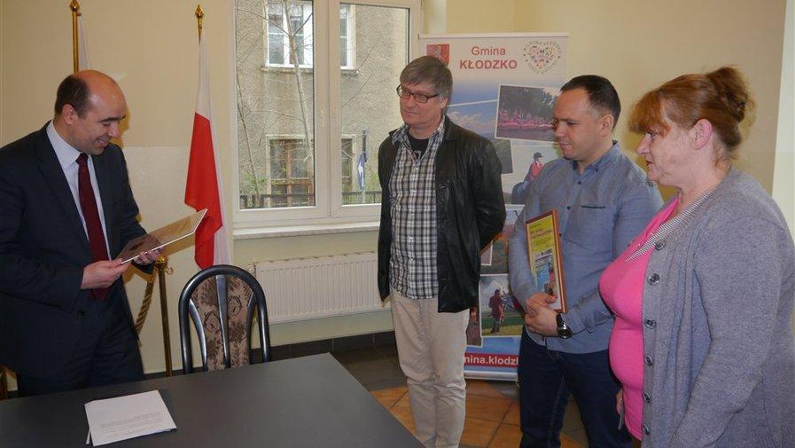 """Narada Sołtysów z Roszycami jako """"Superwsią"""""""