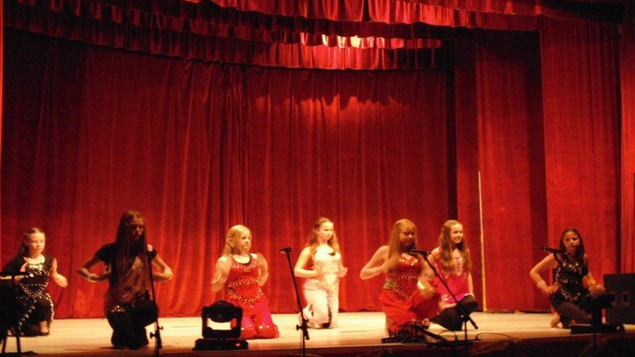 Salsa, flamenco... - Ołdrzychowice Kłodzkie