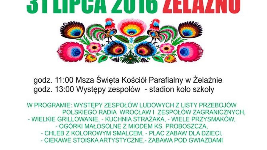 """VIII Przegląd Folklorystyczny """"LATO NA LUDOWO"""""""