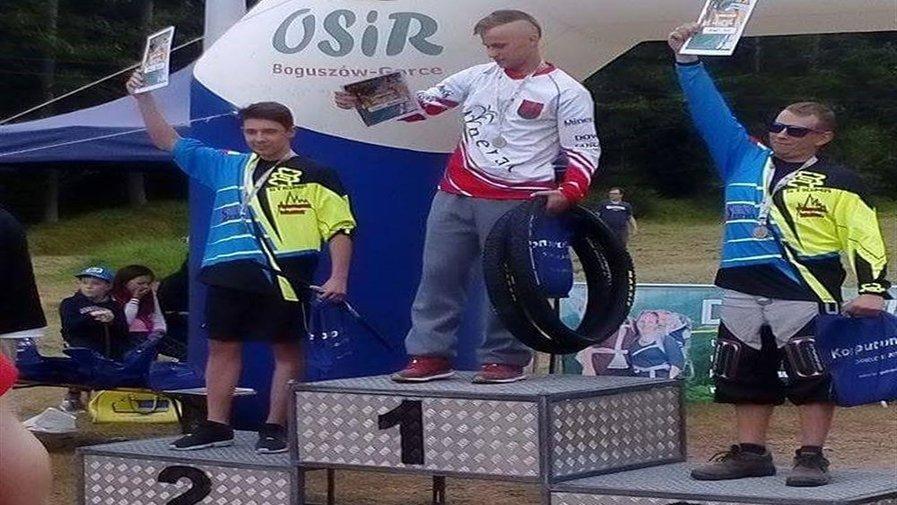Z herbem Gminy Kłodzko na piersi zdobył Mistrzostwo Dolnego Śląska