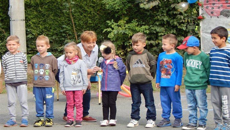 5 Urodziny Przedszkola Gminnego z Oddziałami Integracyjnymi w Bierkowicach