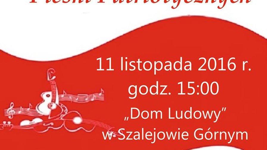 XI Festiwal Pieśni Patriotycznych
