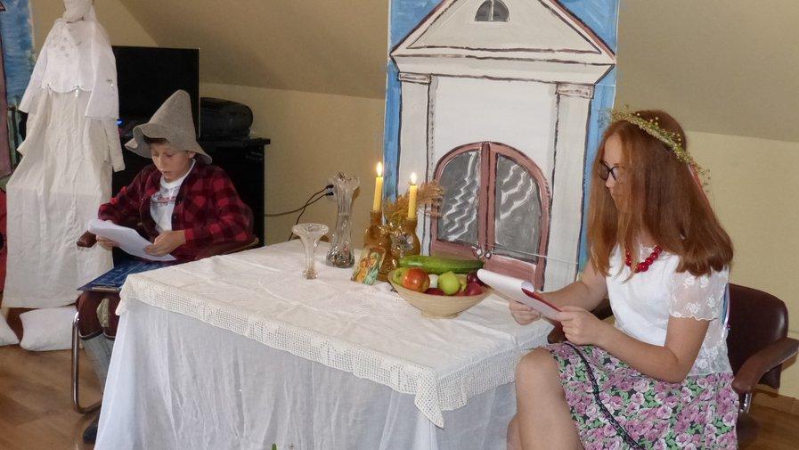 Narodowe Czytanie w Krosnowicach