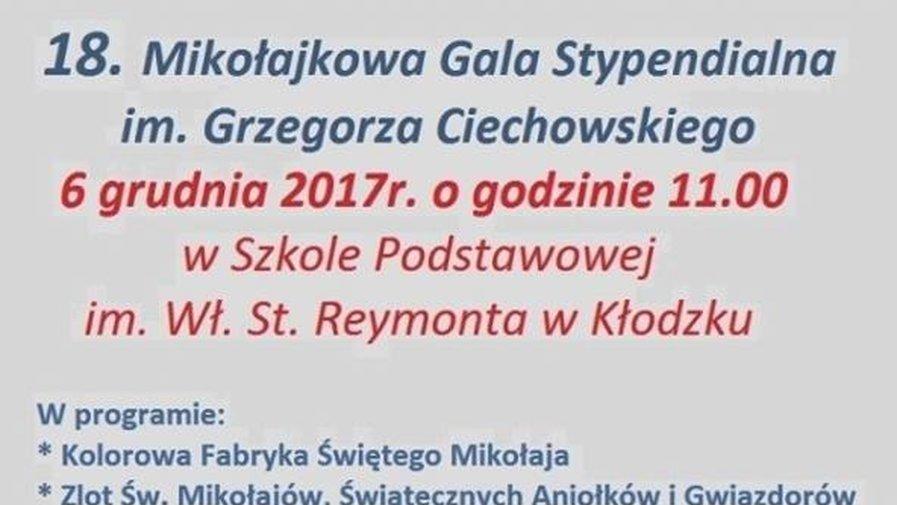 Starają się o stypendia im. Grzegorza Ciechowskiego