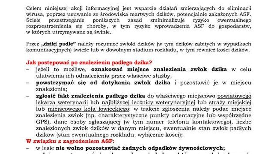 Czym jest ASF?