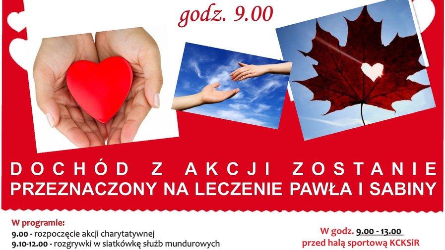 Akcja charytatywna!