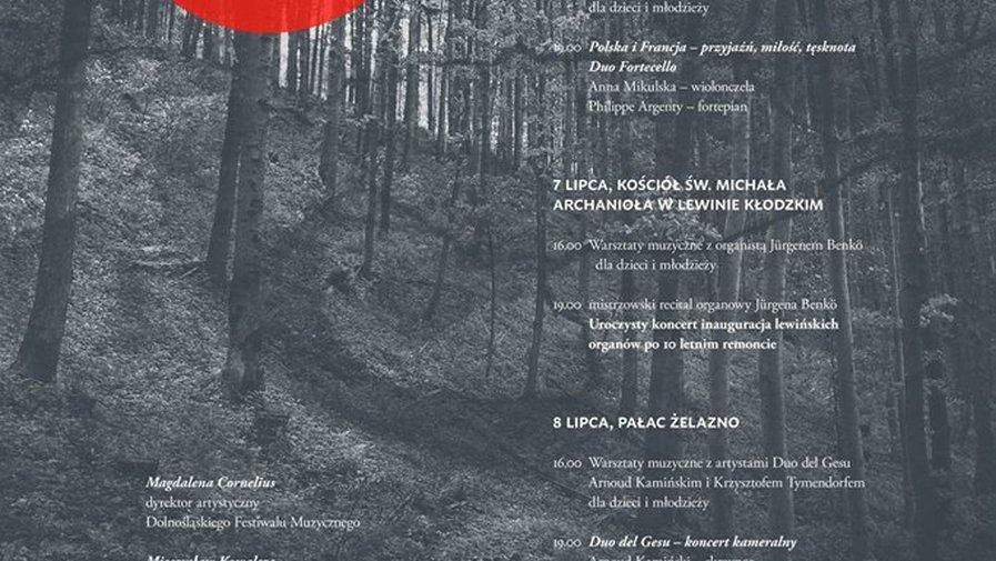 Muzyczna podróż, czyli Dolnośląski Festiwal Muzyczny czas zacząć