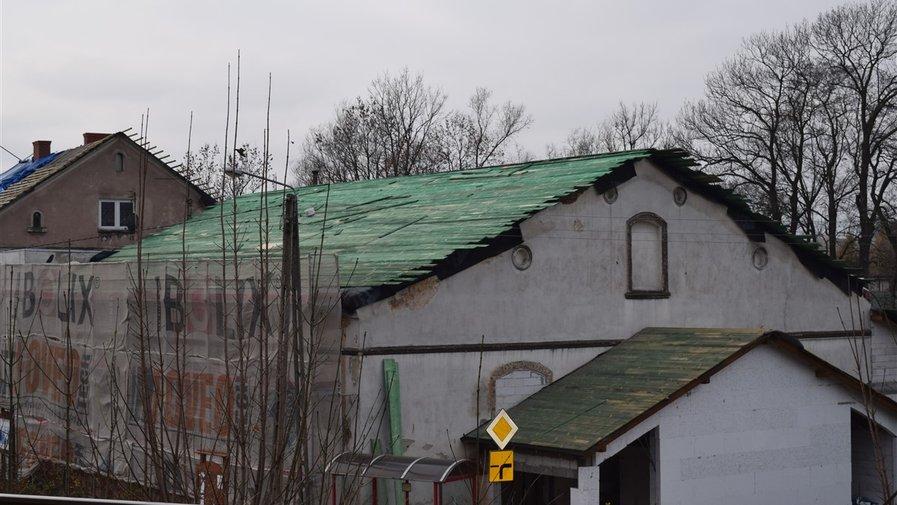 Podhalanka ma już dach