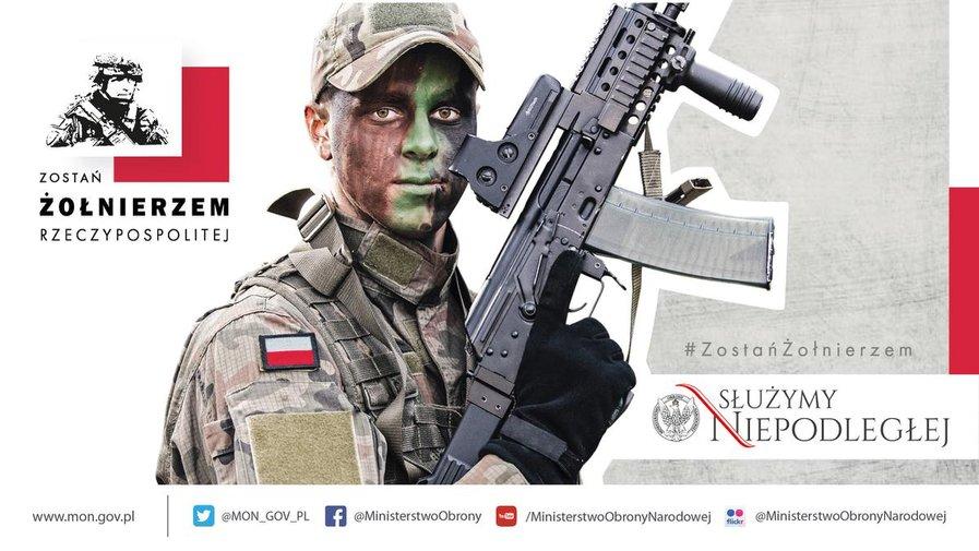 Zostań żołnierzem Rzeczypospolitej Polskiej