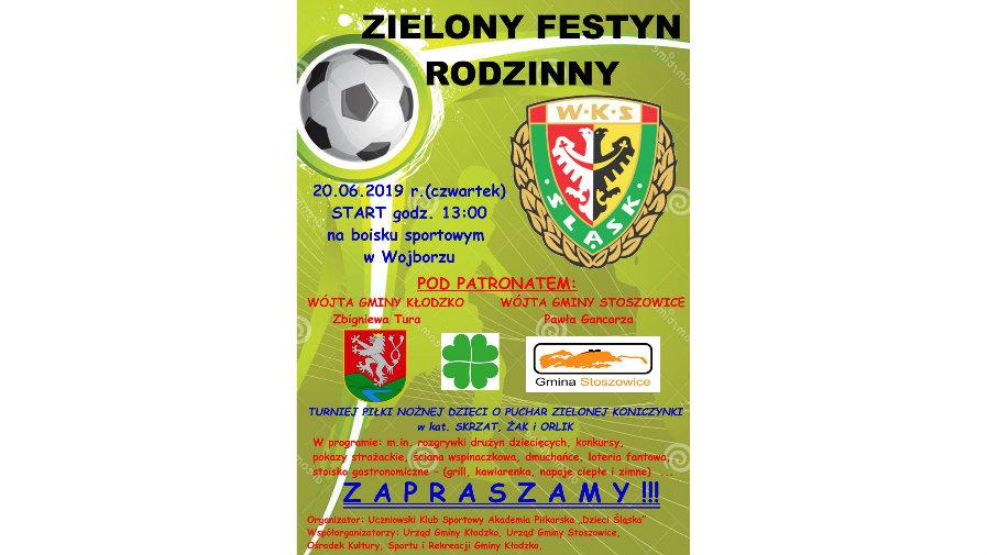 Wojbórz – Zielony Festyn Rodzinny