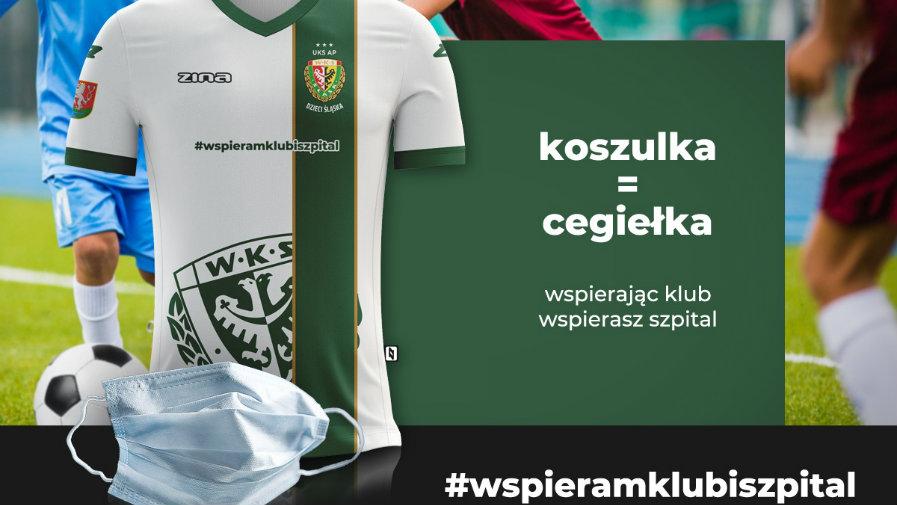 """Ruszyła sprzedaż unikatowych koszulek Klubu – UKS AP """"DZIECI ŚLĄSKA"""""""