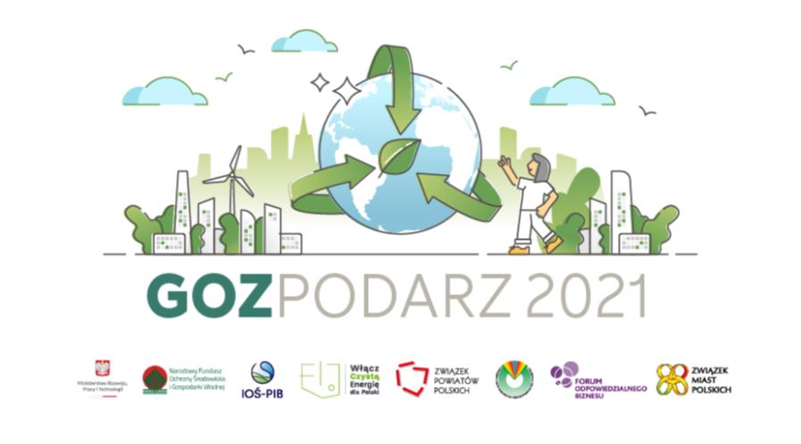 """""""GOZpodarz"""" - konkurs 2021"""