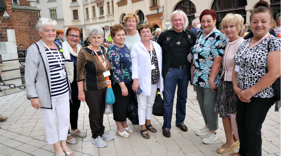 """Kłodzki akcent na krakowskich """"Senioraliach"""""""